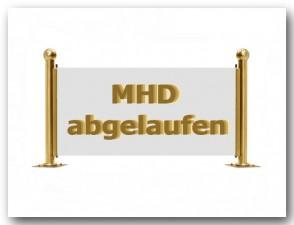 MHD abgelaufen