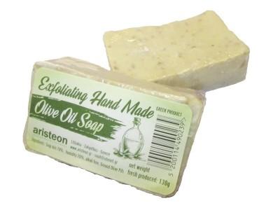 ARISTEON Olivenölseife 'PEEL'