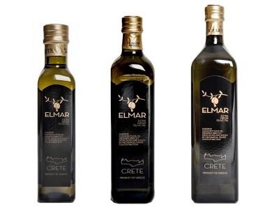 ELMAR Olivenöl 'EV' Glas