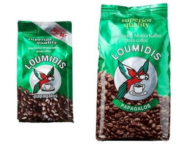 LOUMIDIS Mokka Kaffee