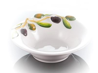 Porzellanschälchen 'Olive'