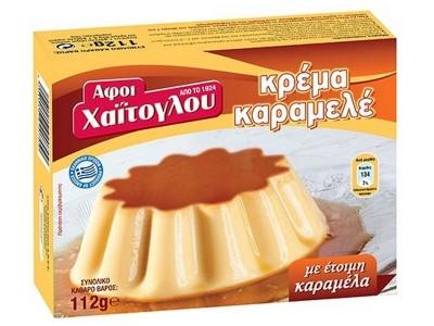 HAITOGLOU Vanille-Pudding
