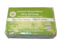 BIOAEGEN Olivenölseife 'Apf'