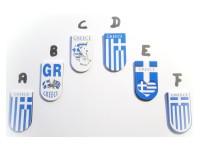 Magnet-Lesezeichen 'Greece'