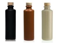 Steinzeugflasche 200