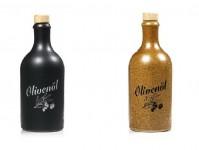 Steinzeugflasche 500+