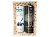 Olivenöl-Körbchen IV