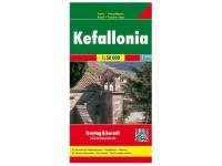 Autokarte 'Kefallonia'