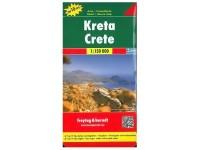 Autokarte 'Kreta'