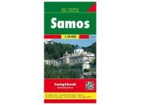 Autokarte 'Samos'