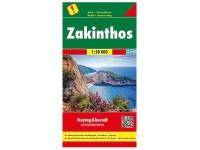 Autokarte 'Zakynthos'