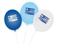 Luftballons 'Greece'