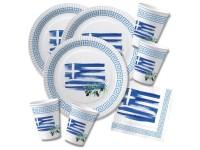 Party-Set 'Greece'