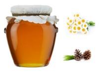Blüten/Pinien-Honig 'ORINO'